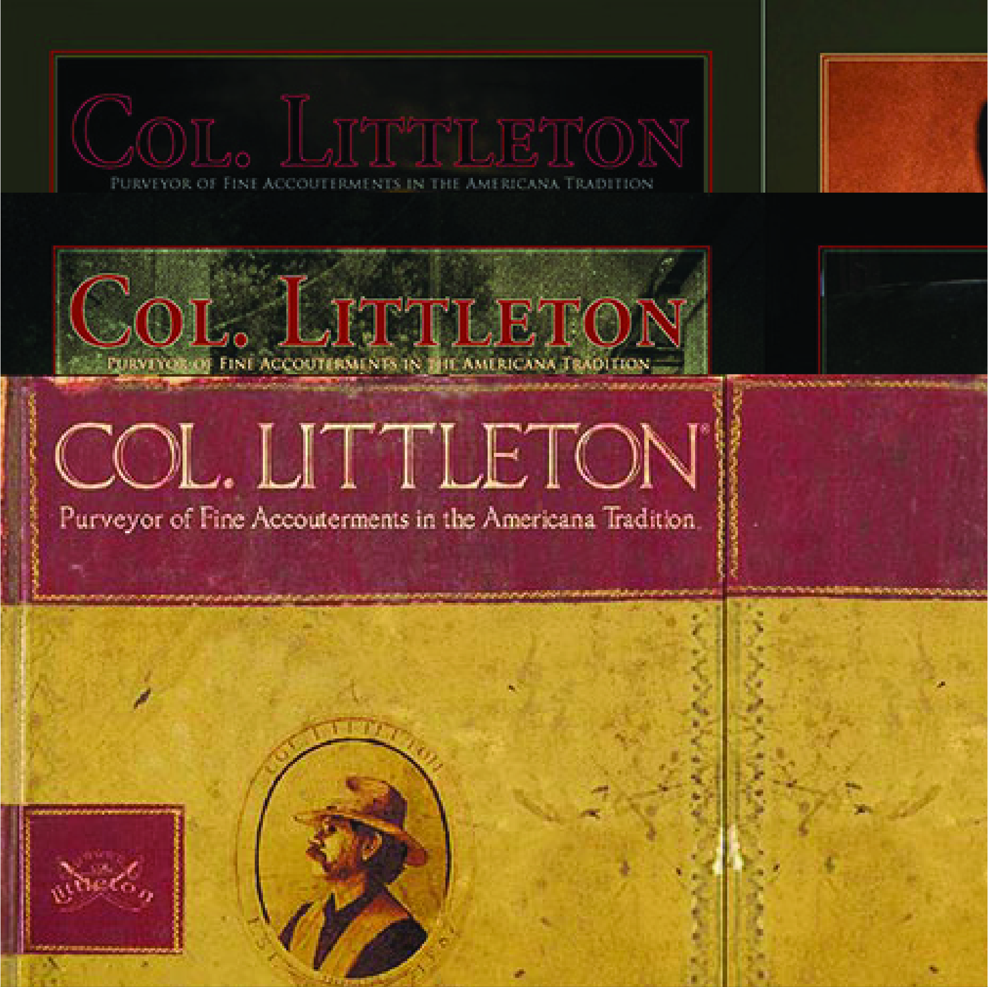 2011-2013 Col. Littleton Catalog Covers